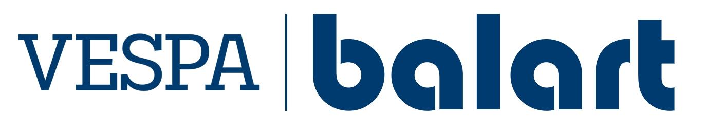 logo-vespa balart blau